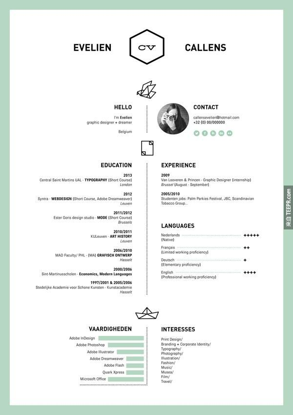 45 best Resume images on Pinterest Resume cv, Resume ideas and - how i make my resume