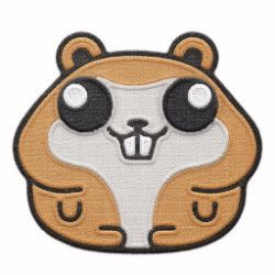 Katy Perry Hamster Patch – Katy Perry Merch