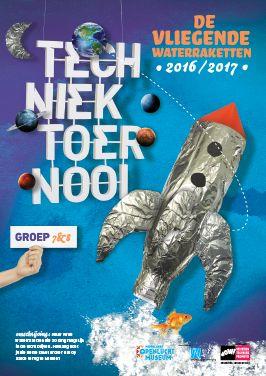 Het Techniek Toernooi is de grootste en leukste techniekwedstrijd voor alle basisscholieren van Nederland. Met regionale competities en een landelijke finale begin juni.