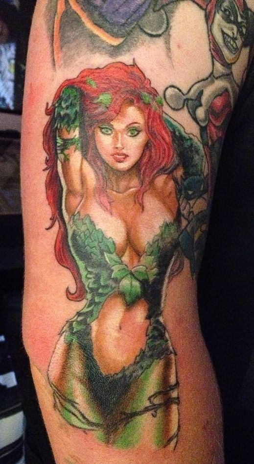 Here you can find some new design about F Yeah Poison Ivy for your current screen resolution. Description from tatoobild.com. I searched for this on bing.com/images