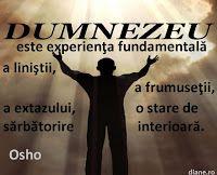 diane.ro: A fi împreună cu Dumnezeu - O poveste de Osho