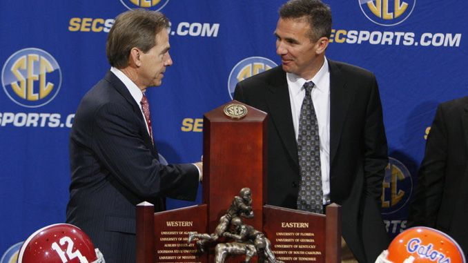 SEC Football Coaches: What happened from 2010 to 2017?