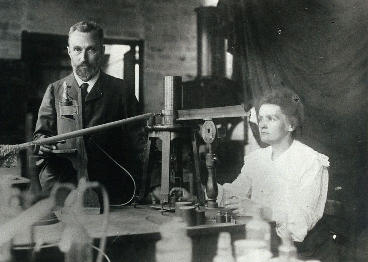 On 26 December, 1898, Marie Skłodowska Curie and Pierre Curie announced to the French l'Academie des Sciences that they had discovered the element radium... because science never sleeps, not even for Boxing Day.