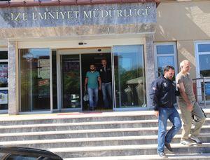 Rize'de, Fetullahçı Terör Örgütü'nün (FETÖ) darbe girişimine ilişkin soruşturma…