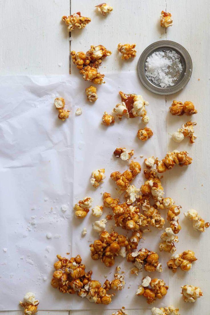 Salted Caramel Popcorn  |  Crush 48
