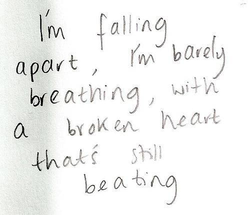 Broken - Lifehouse Love this song