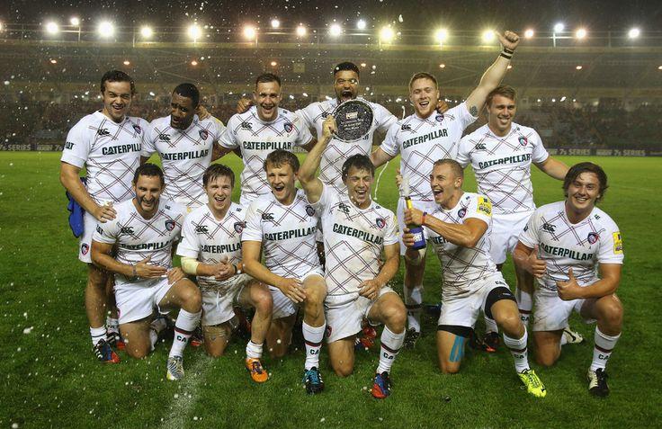 Premiership Rugby 7s Series Final 2014
