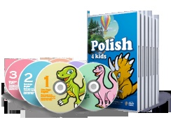 Polish for kids, learning Polish language DVDs, flash cards | Teaching Polish lessons for children, Polski