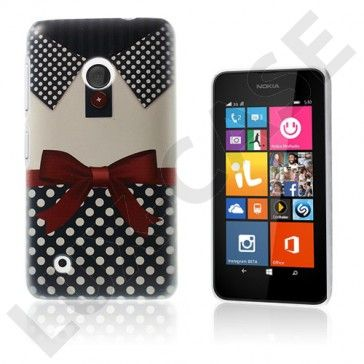 Persson (Shirt med Bowknot) Nokia Lumia 530 Deksel