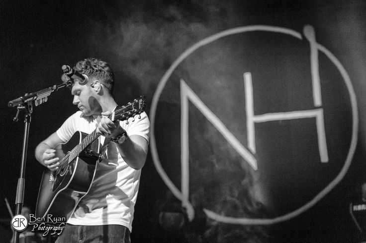 Niall Horan certainly lit up the Olympia Theatre in Dublin - August 29, 2017. : Ben Ryan