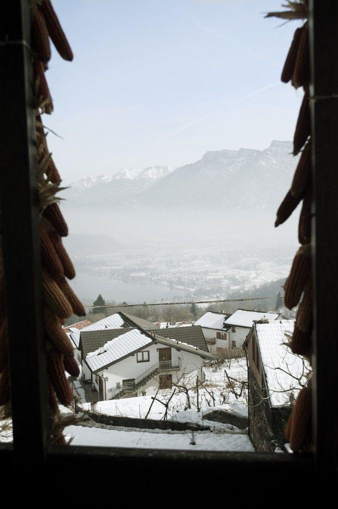 Cà de' Baghi in Bosentino, Trentino.