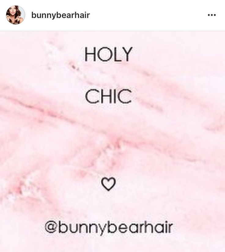 ♡ Join our Pinterest Fam: @BunnyBearHair ☆ Sign up to become a 'Very Important Bunny' by joining our mailing list at www.bunnybearhair.com ☆ 🐰 🐻