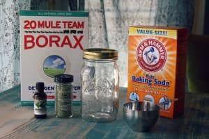 homemade carpet freshener powder ingredients