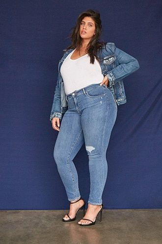 5339386d427 Plus Size Levis 311 Shaping Skinny Jeans