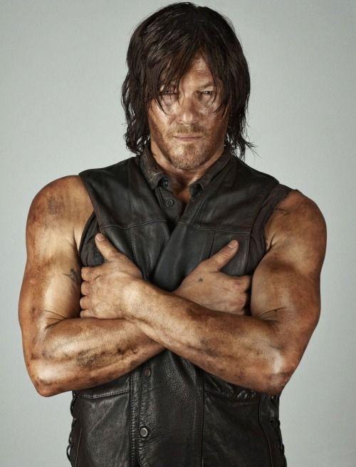Daryl Dixon // The Walking Dead // Norman Reedus