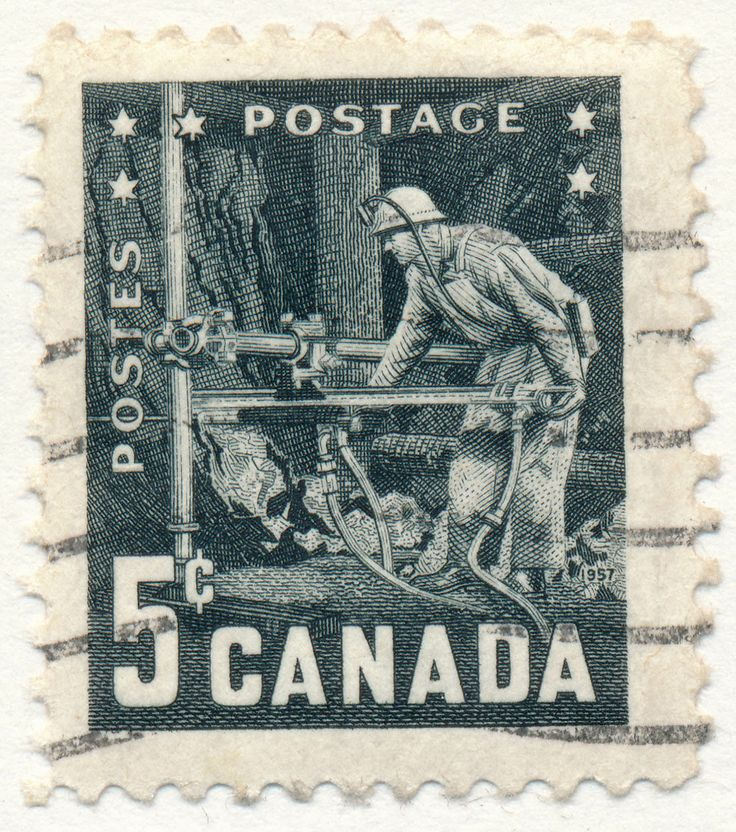 Mining (issued 1957)