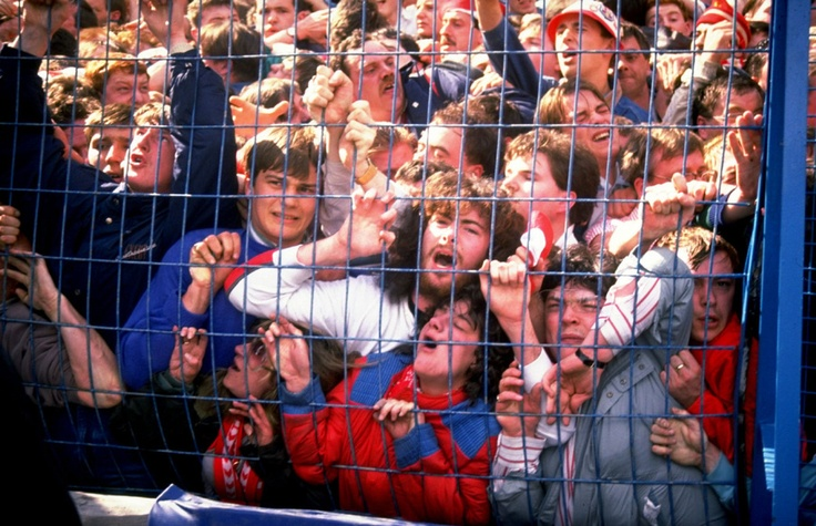 Hillsborough stadium tragedy in photos #Liverpool #justiceforthe96