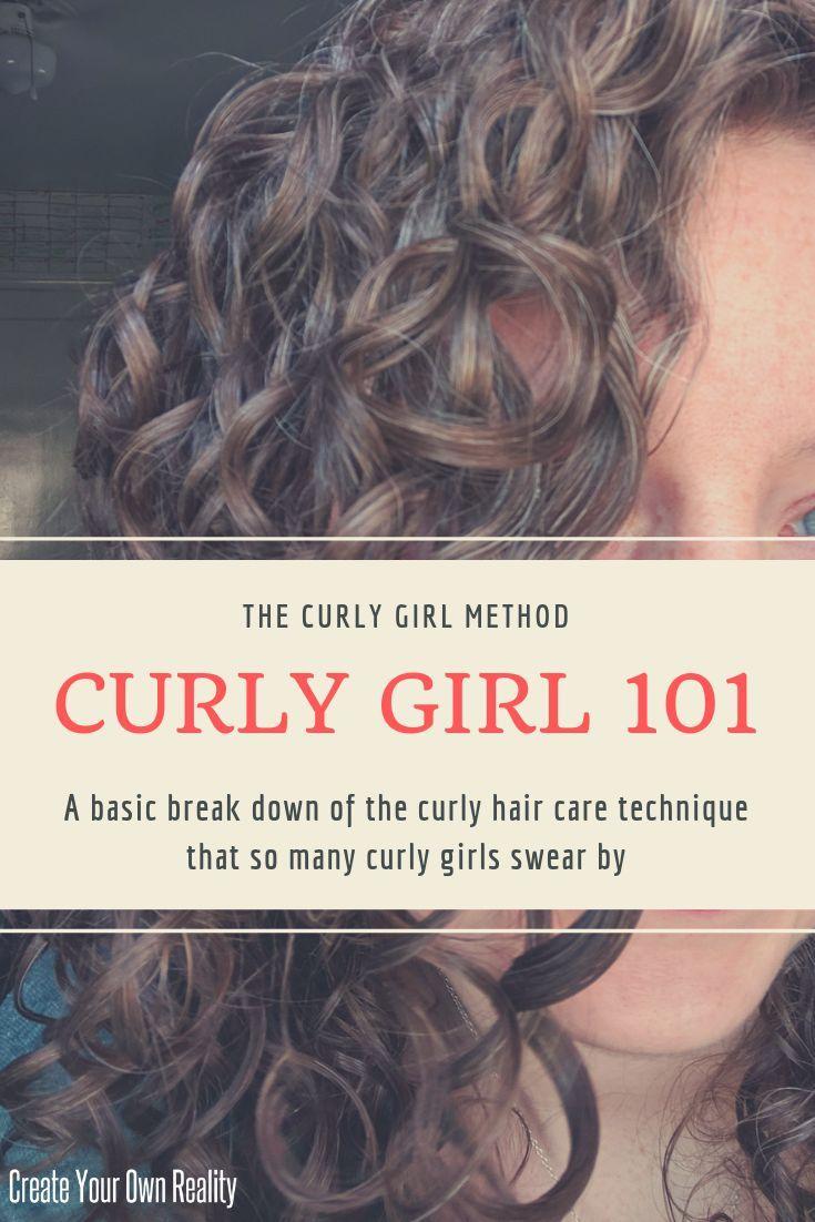 The Curly Girl Method 101 Curly Girl Method Curly Hair Care