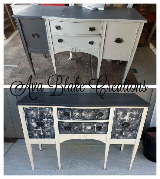 Buffets Repurposed Images On Pinterest