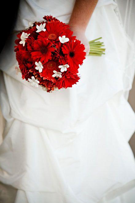 bouquet sposa gerbere