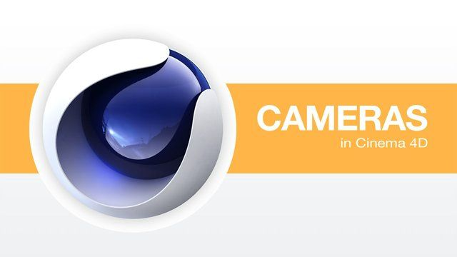 In this tutorial, you'll learn how the cameras work in Cinema 4D. The tools that will be covered are the camera object, target camera, 3D stereo camera, and motion camera. I will explain focal length, white balance, depth of field, clipping, composition guides, and the align to spline tag. Tutorial created by Pete Maric.