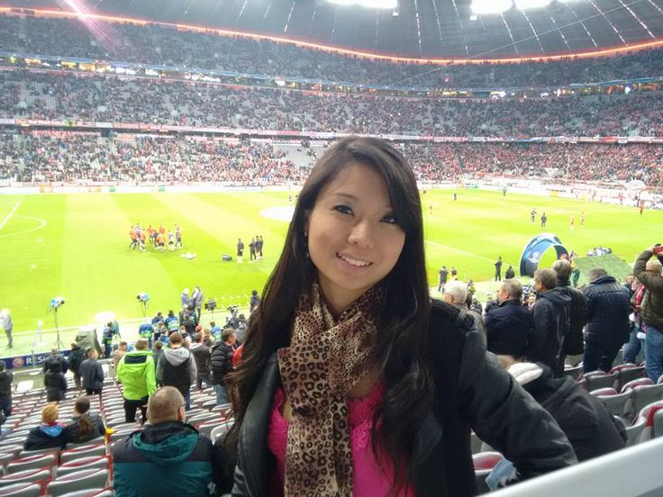 Bayern Munich x Atletico de Madrid at Allianz Arena, semifinal, Champions League 2015/2016