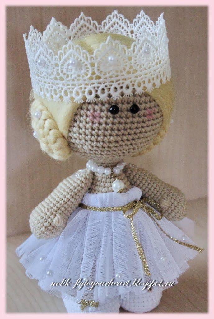 Куколки бывают разные :) Бывают такие :     Маленькая Принцесска, а капризная! Не хочу, говорит, быть Принцессишной :) Хочу быть Королевиш...