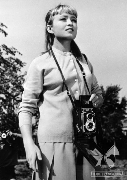 Smile! You're in Magdalena Zawadzka's camera! :)