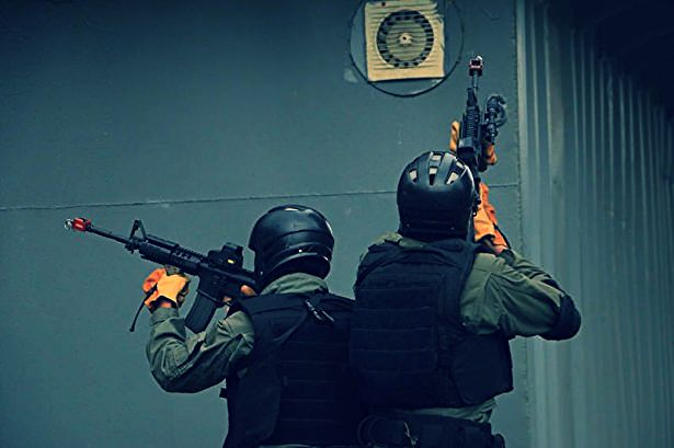 Turkish Special Forces - #Turkish #Navy #SAT #commandos during #VBSS exercise