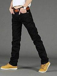Men's Fashion Straight Jeans – USD $ 21.98