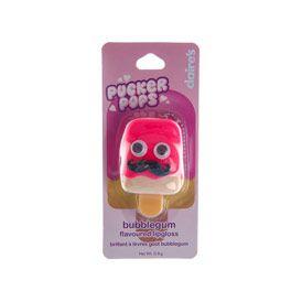 Brillant à lèvres parfum bubblegum