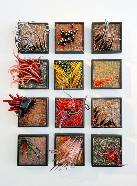 HABATAT GALLERIES :: Florida Artist: Shayna Leib, Title: Biochroma III