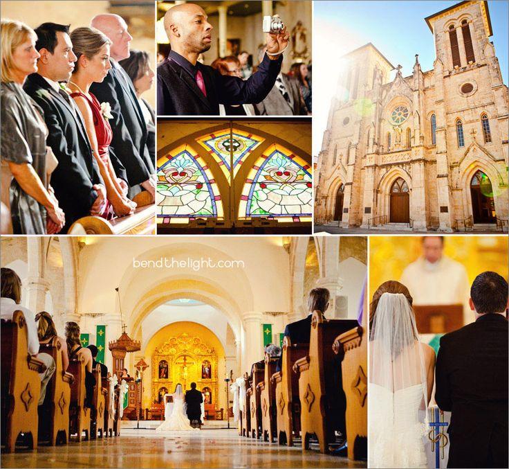 San Fernando Cathedral Weddings