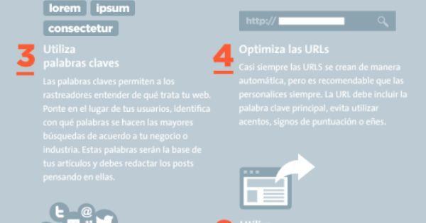 10 tips para mejorar tu estrategia de SEO #Infografía | Dinero bloggeando