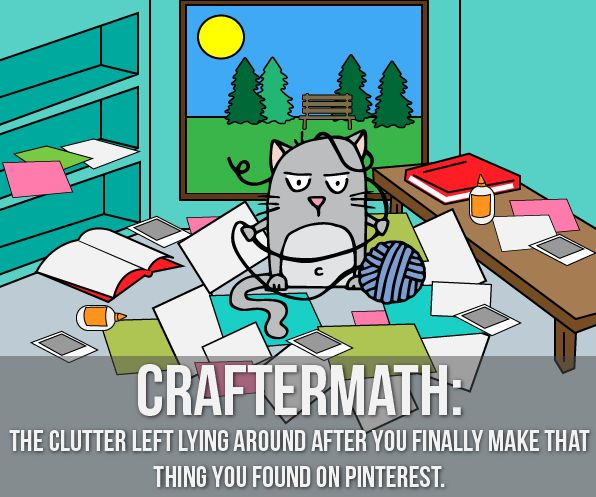 Taylored Expressions - Craftermath - #FeelGoodFriday #crafthumor #grumplings #craftroom