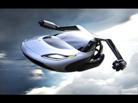 Terrafugia's TF-X brings flying cars closer to reality (no airport needed) - TODAY.com