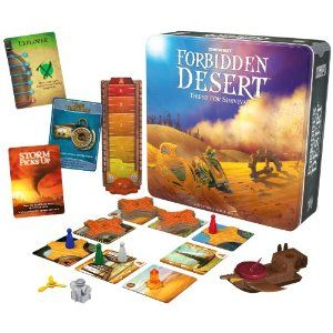 $30.00 Forbidden Desert: Amazon.ca: Toys & Games