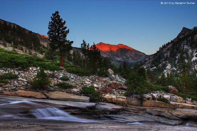 The Burner Photography Blog: Backpacking in Kings Canyon National Park