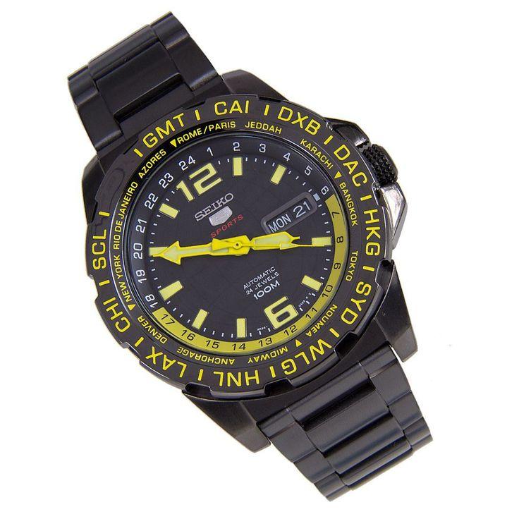 awatchescom seiko 5 srp689k1 srp689 automatic mens sports watch
