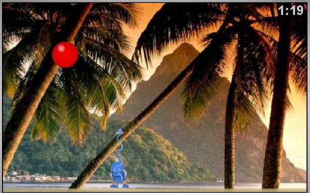 Clásico juego de pang con excelentes paisajes!  http://mundobanana.com/Super-pang-10001929.html