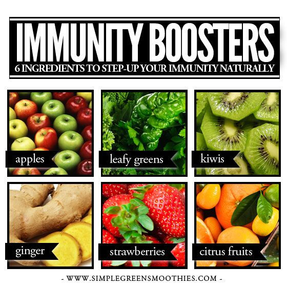 Rawkstar Ingredients to Reboot Your Immune System - Simple Green Smoothies