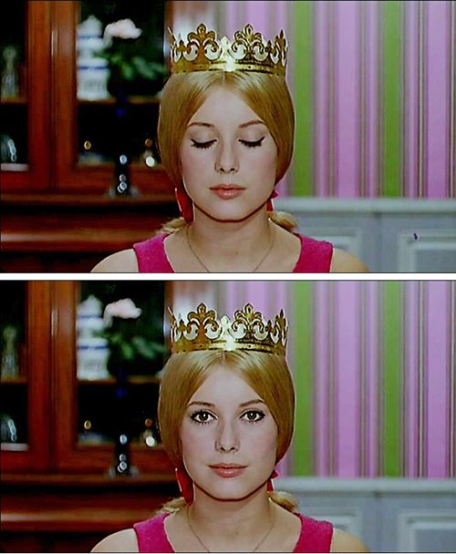 """The Umbrellas of Cherbourg (1964) - """"Do you believe he'll take me like this? If he refuses me as I am, it shows that he never had deep feelings for me."""""""