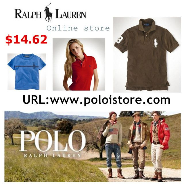Fashion Ralph Lauren polo shirts, online store, limited special offer: $14.62, welcome to buy!