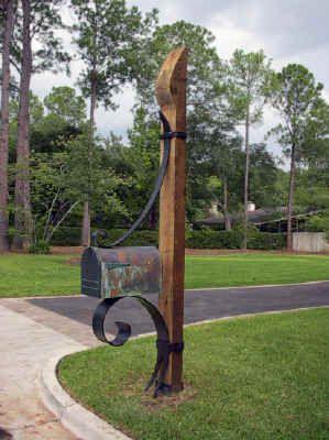 mailbox posts metal. Painted Mailboxes Mailbox Posts Metal