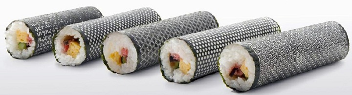 Mix and Chic: graphic sushis
