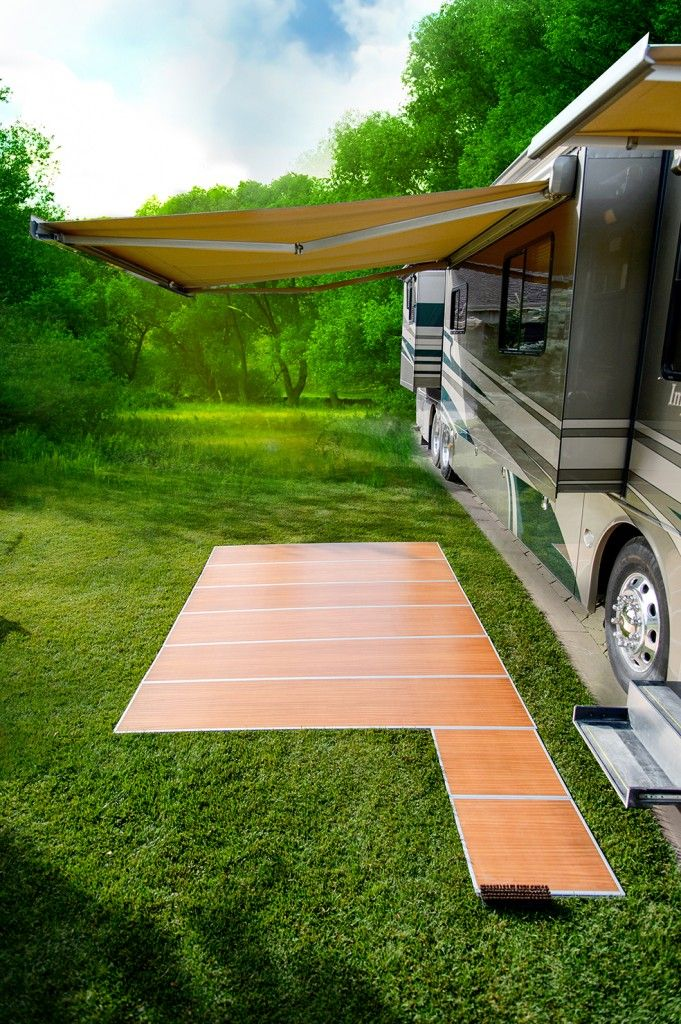 Get ready to Deck it!! As a special pre-season promotion, Decked Out RV Products is offering a 10% discount on all our 8, 10 and 12 ft RV Decks. Order today http://www.deckedoutrvproducts.com/order/order for delivery any time that is convenient for you after April 1st. And don't worry about shipping costs - we've got you covered!