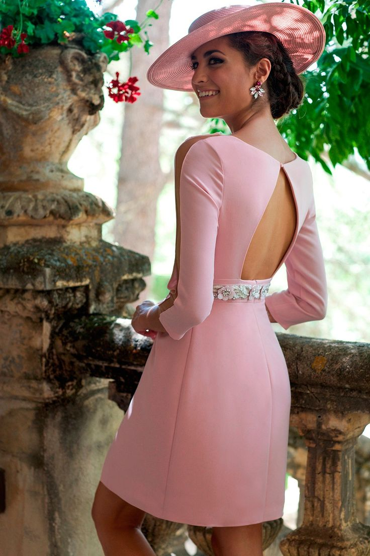 691 best Moda images on Pinterest | Beautiful gowns, Cute dresses ...