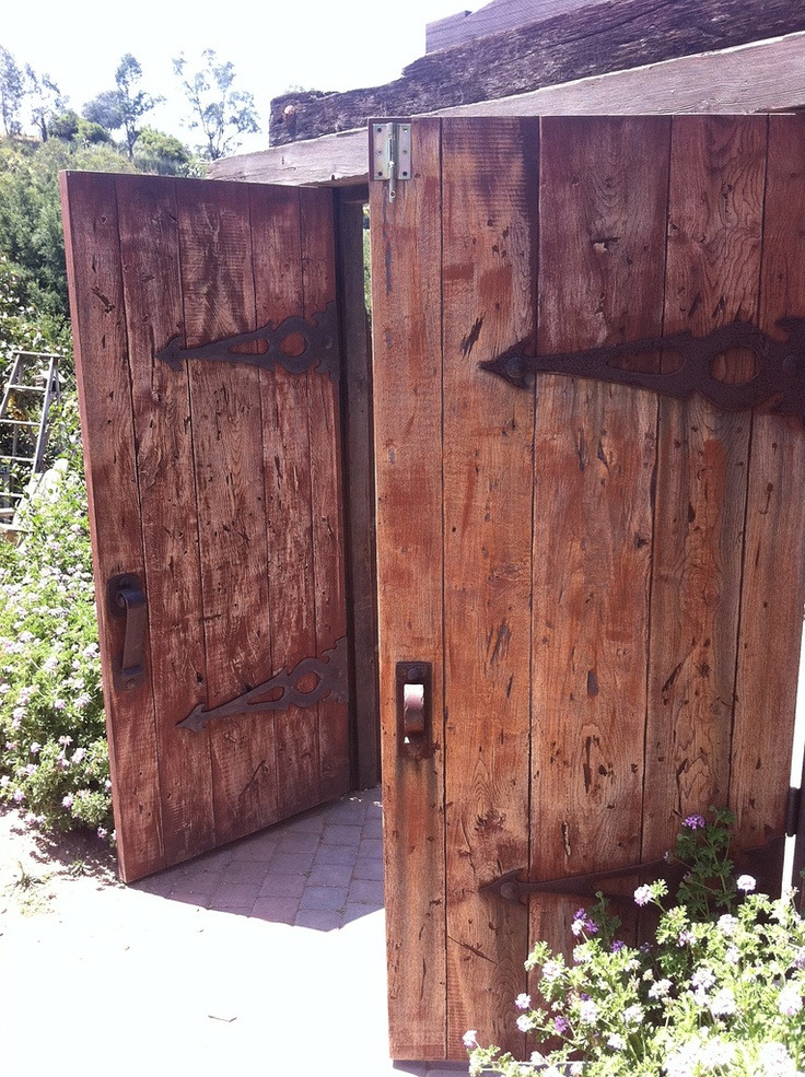 Build Wooden Gate Frame Woodworking Projects Amp Plans