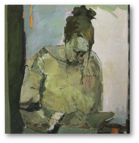 Liz Gribin - Contemporary Figurative Paintings