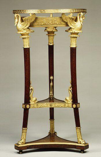 Lavabo, atribuido a Charles Percier y Martin-Guillaume Biennais, 1804-1814